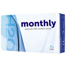Extreme H2O Monthly 6 Pack contacts
