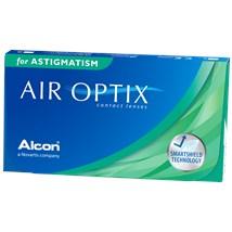 AIR OPTIX for Astigmatism contacts