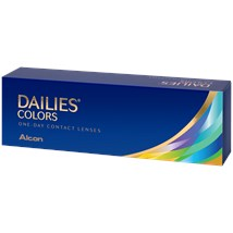 DAILIES Colors 30 Pack contacts