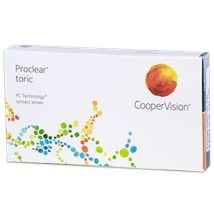 Proclear toric XR contacts